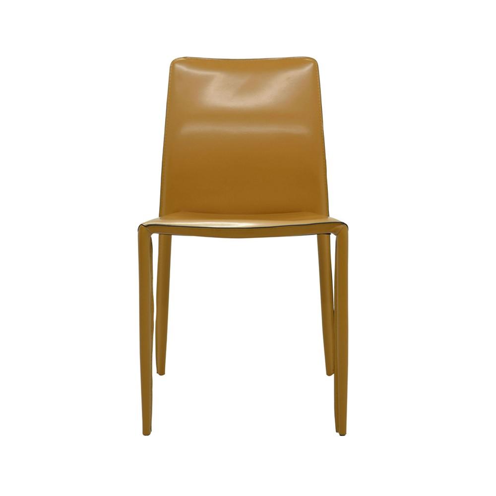 Cadeira Couro Sintético Alana Rivatti