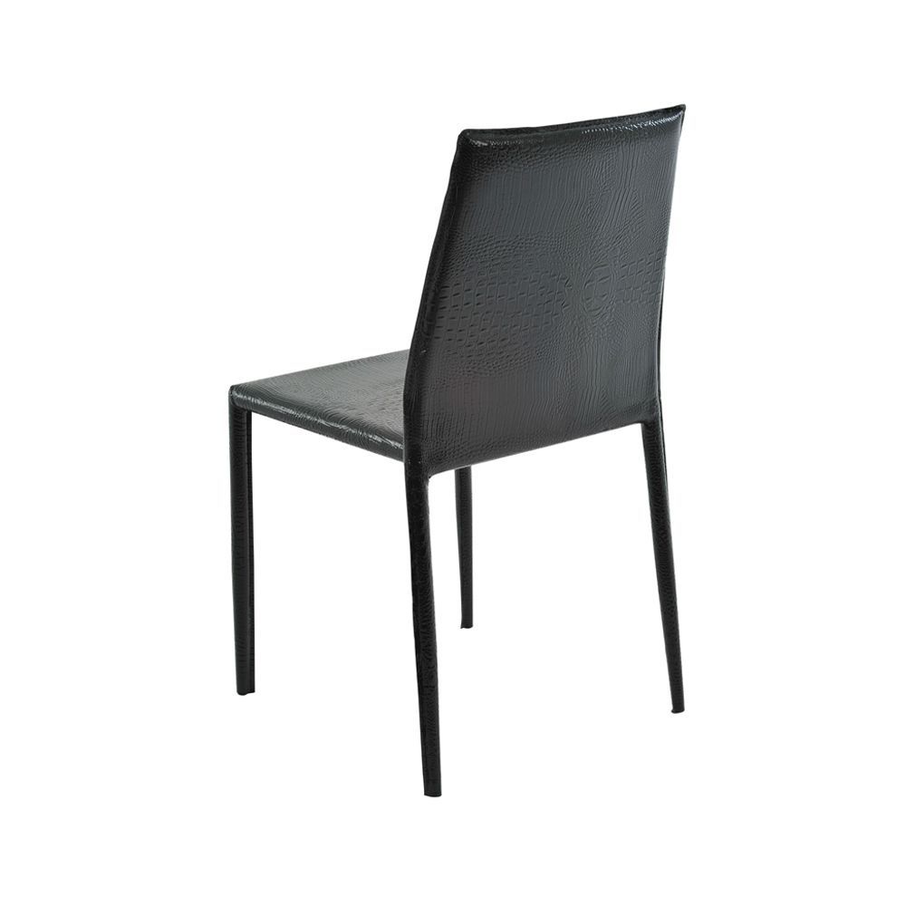 Cadeira Amanda Crocco 3 Unidades Rivatti