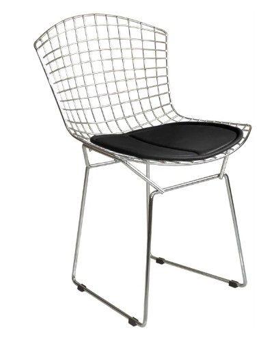 Cadeira Bertoia Cromada OR Design