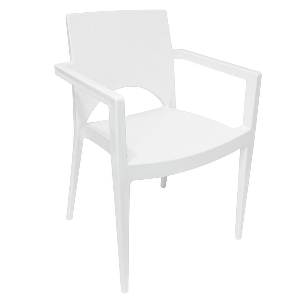 Cadeira Casabella Com Braço Plasútil Rivatti