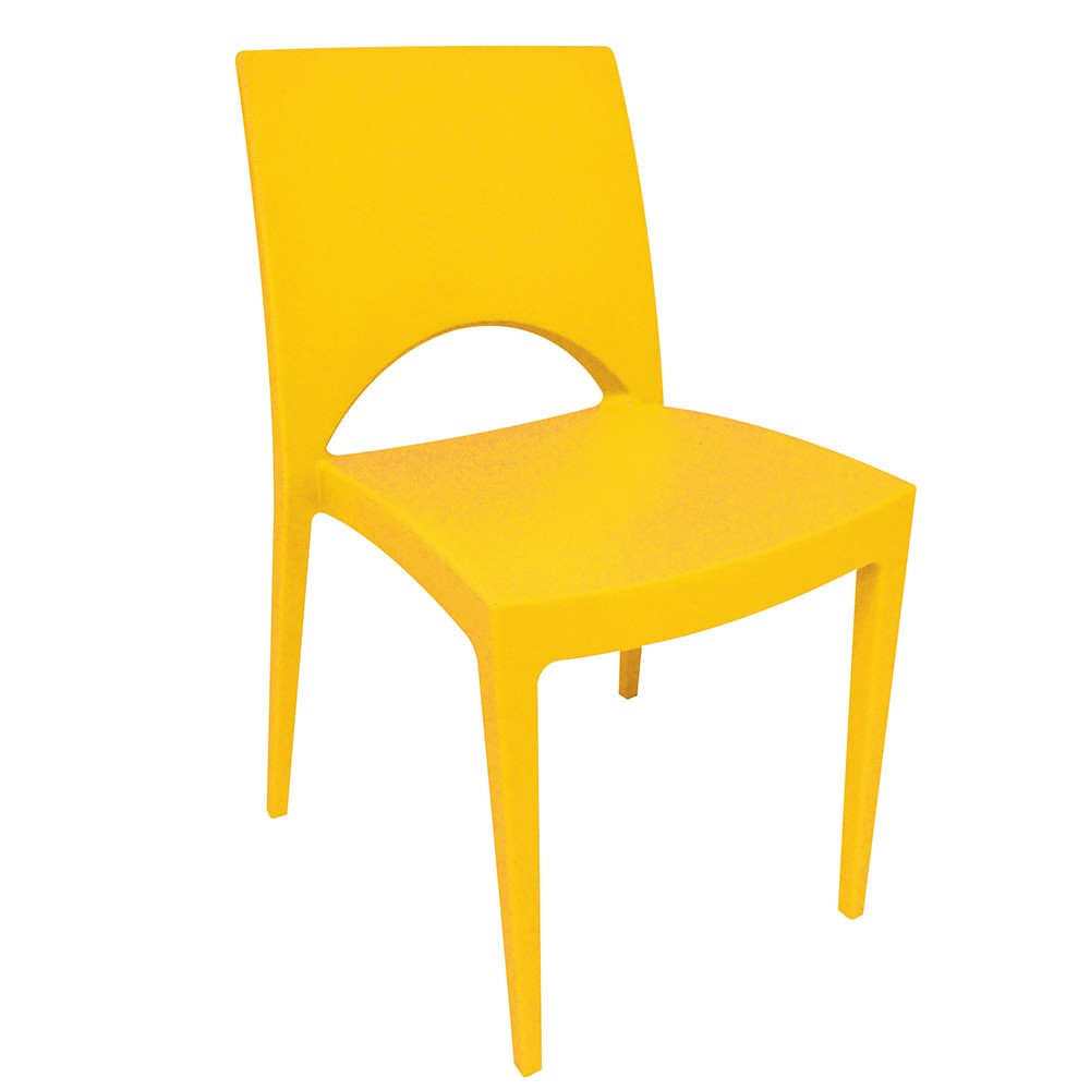 Cadeira Casabella Sem Braço Plasútil Rivatti