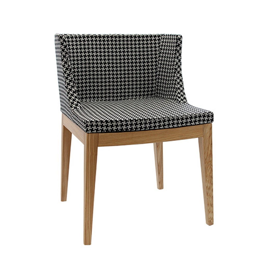 Cadeira Christie Xadrez Rivatti