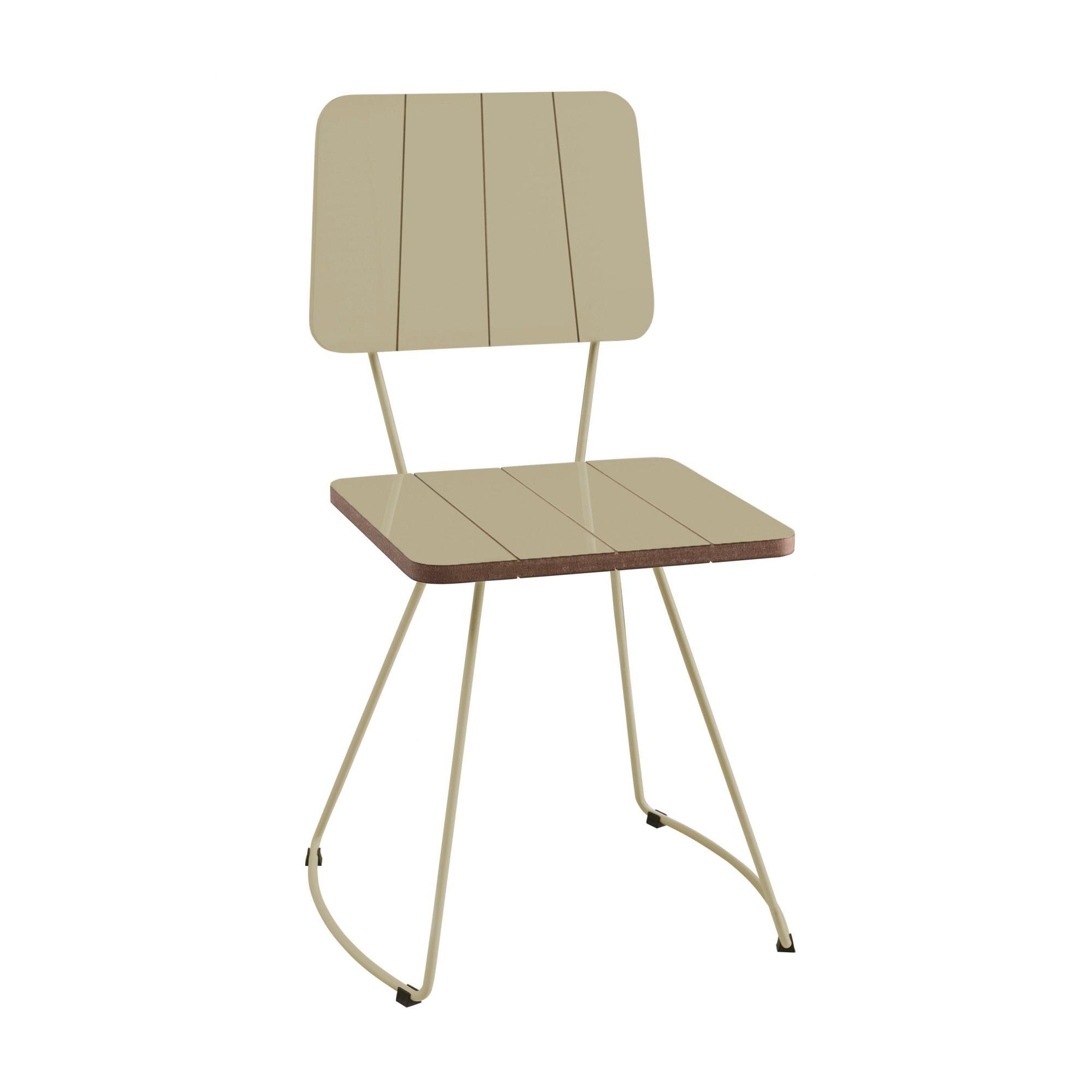 Cadeira Costela B. Meia Lua DAF