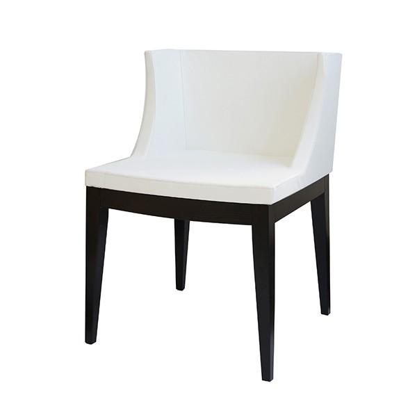 Cadeira de Jantar OR-1136 Branca Or Design