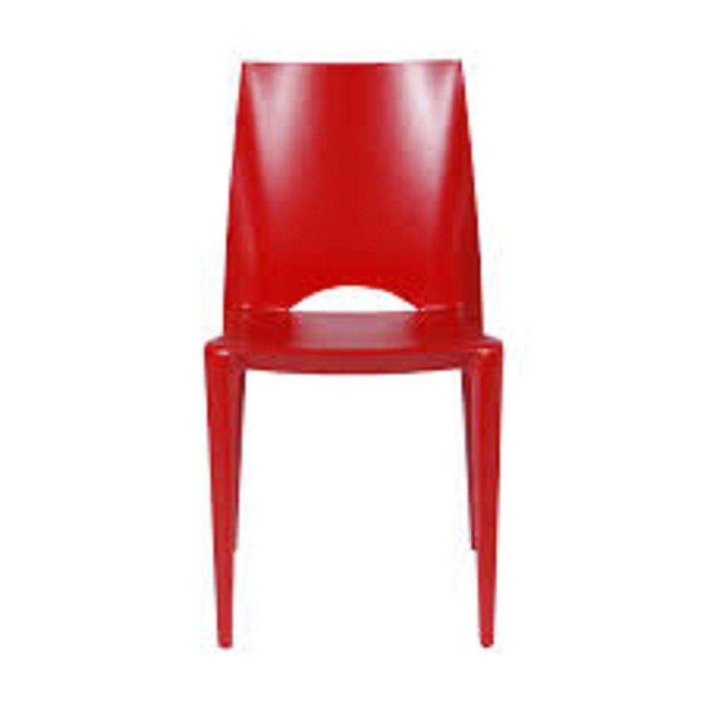 Cadeira de Jantar Polipropileno e Fibra de Vidro OR-1139 OR Design