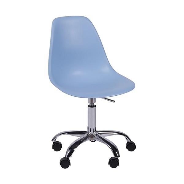 Cadeira Eames Polipropileno Rodízio OR Design