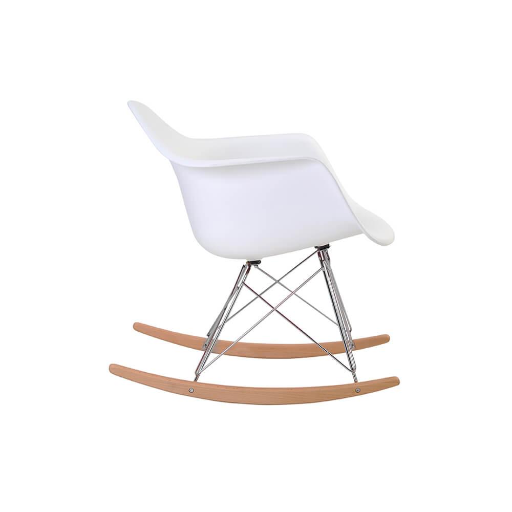 Cadeira Eiffel de Balanço Com Braço Rivatti