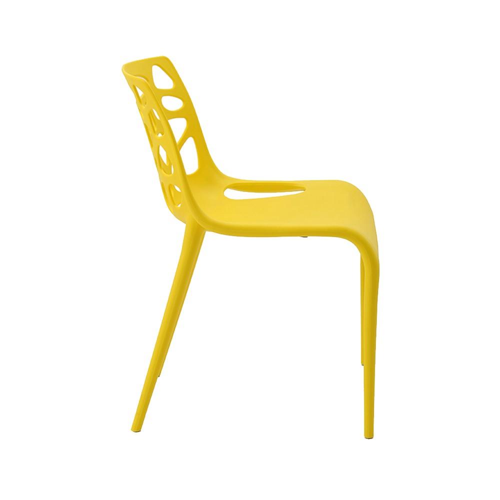 Cadeira Giovana Polipropileno Rivatti
