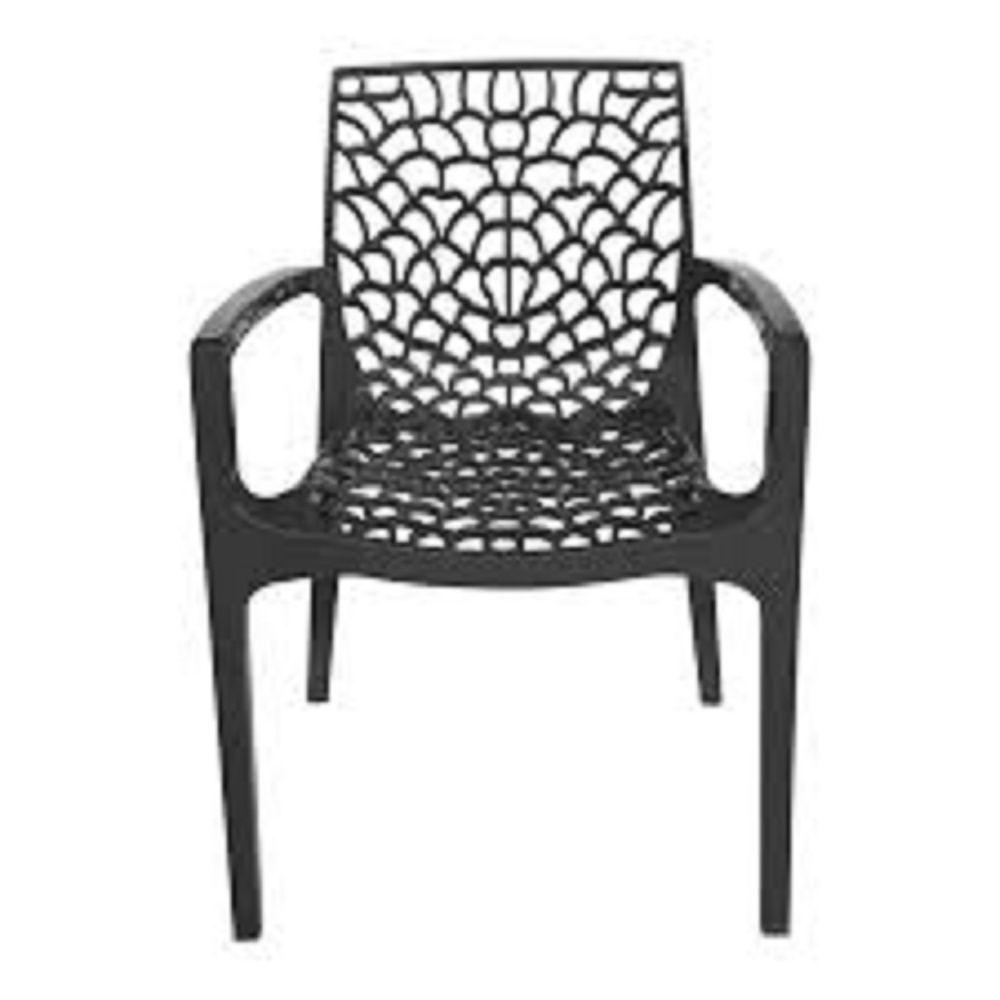 Cadeira Gruvyer Polipropileno Várias Cores OR Design