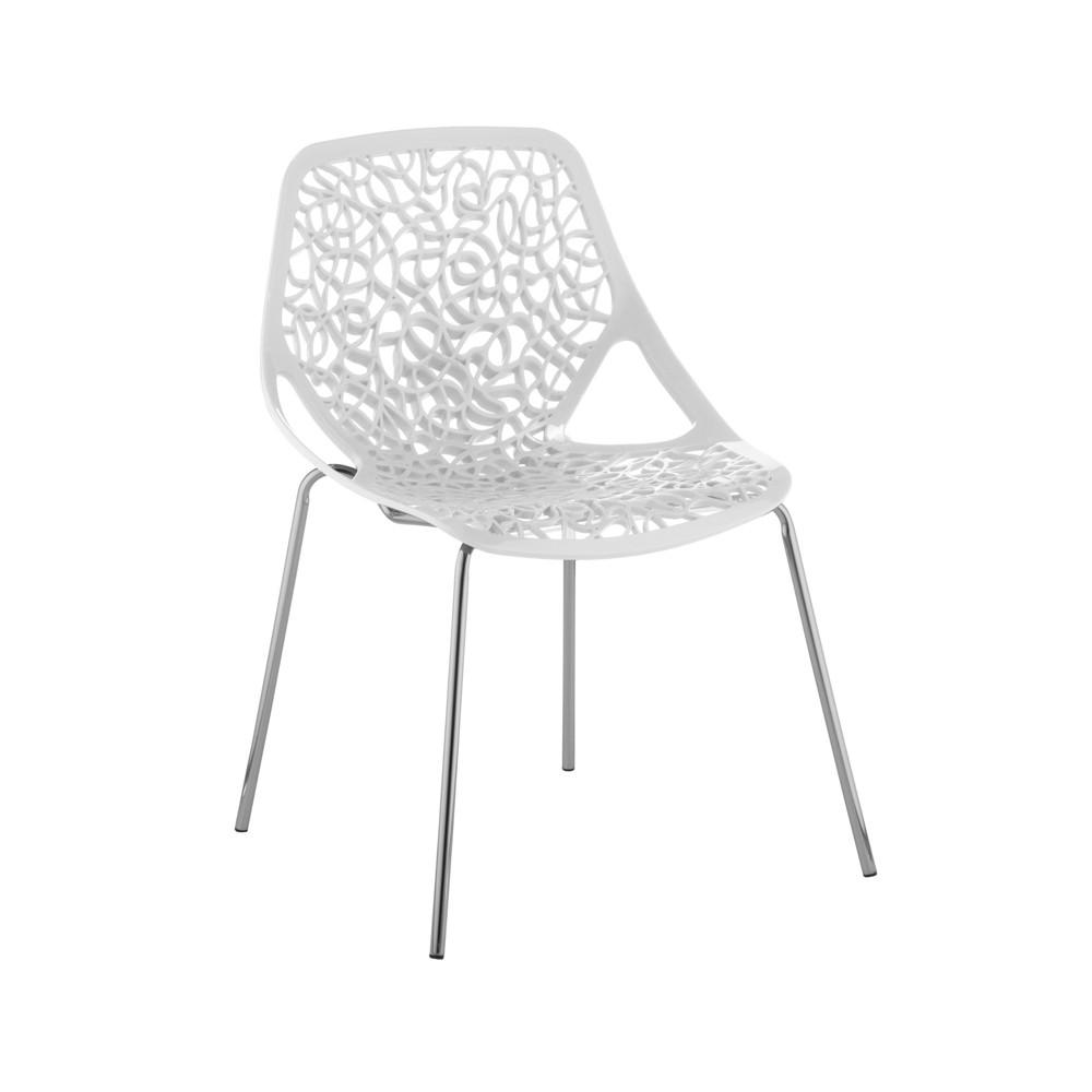 Cadeira Helena Polipropileno Rivatti