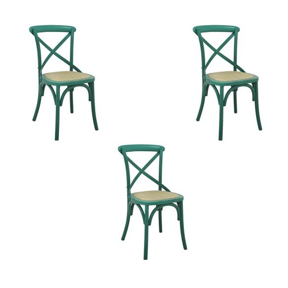 Cadeira Katrina Rivatti 3 Und