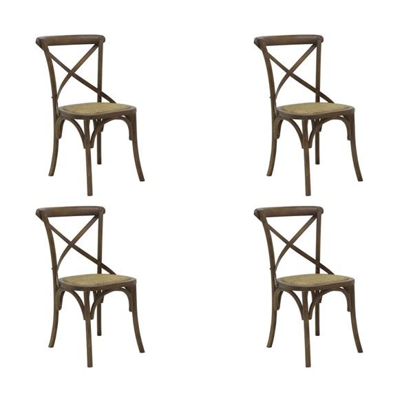 Cadeira Katrina Rivatti 4 Und