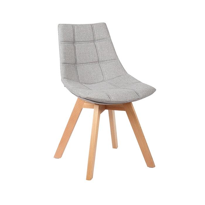 Cadeira Leda Tecido Poliéster Rivatti