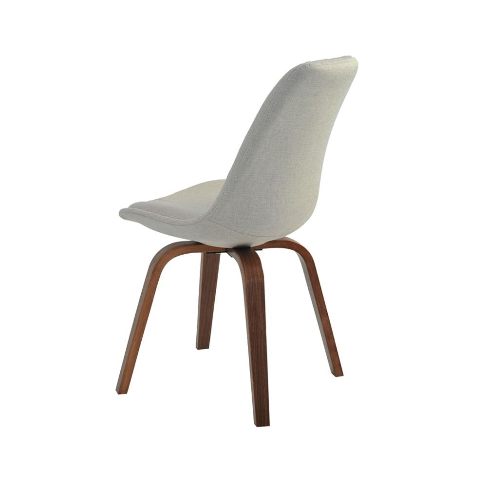 Cadeira Lis Tecido Linho Rivatti