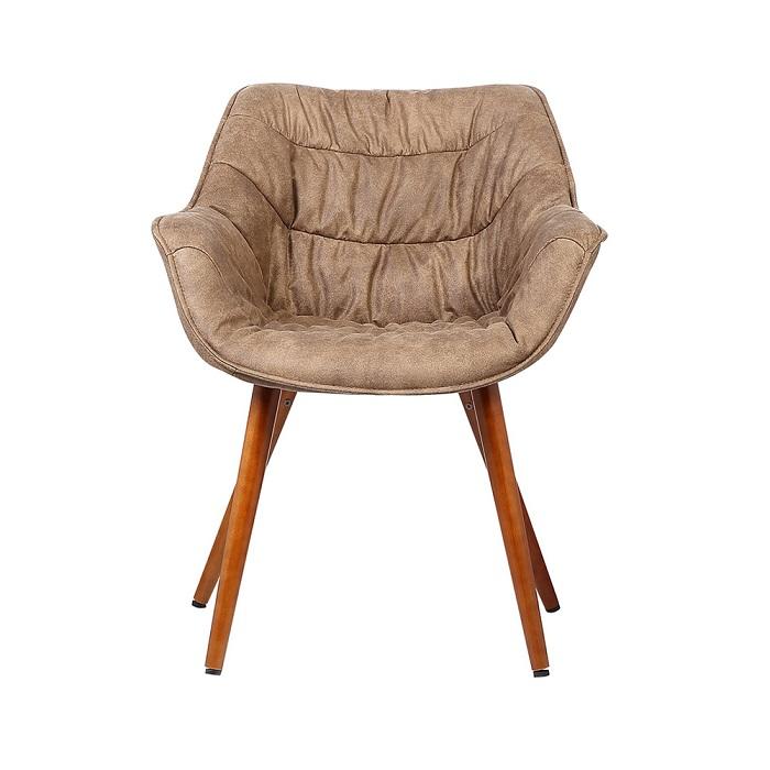 Cadeira Mônica Suede ou Poliuretano Rivatti