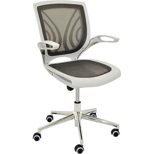 Cadeira Morfeu Base Cromada Rivatti