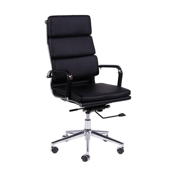 Cadeira Office Alta PU OR-3304 OR Design