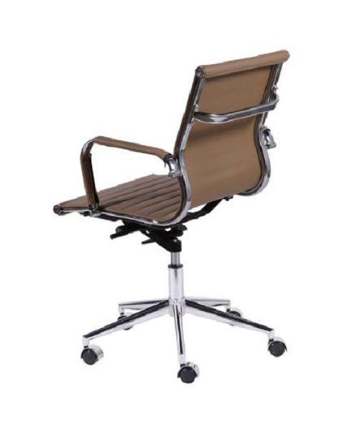 Cadeira Office Esteirinha Baixa PU OR Design