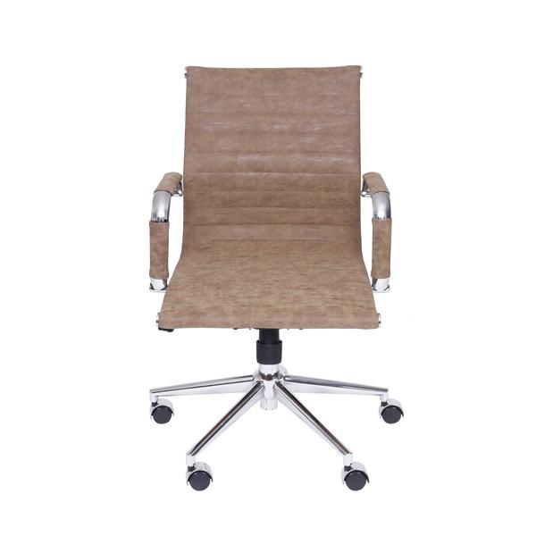 Cadeira Office Baixa Retrô OR-3301 OR Design