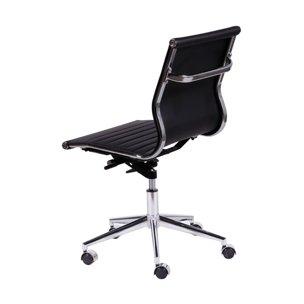 Cadeira Office Esteirinha Baixa sem Braço