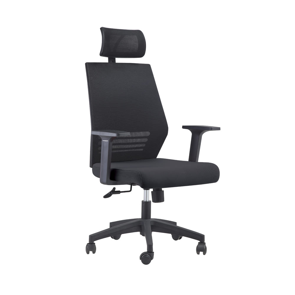 Cadeira Office Braga com Encosto Rivatti
