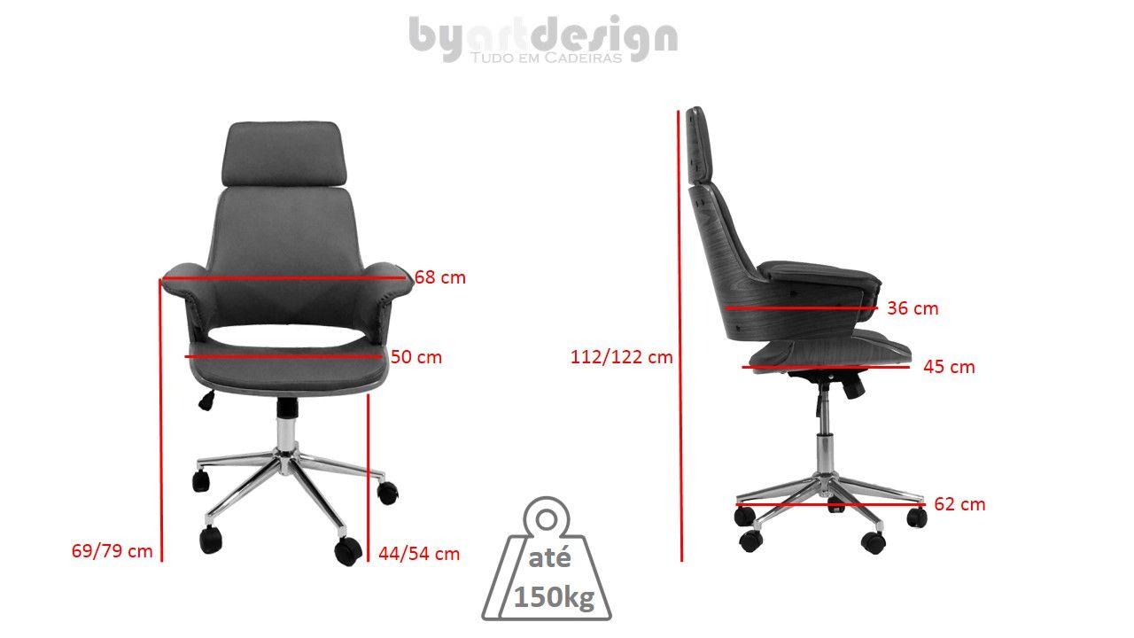 Cadeira Office Brent By Art