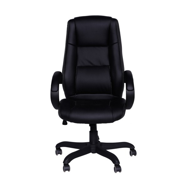 Cadeira Office Estofada Base Nylon OR-3305 OR Design