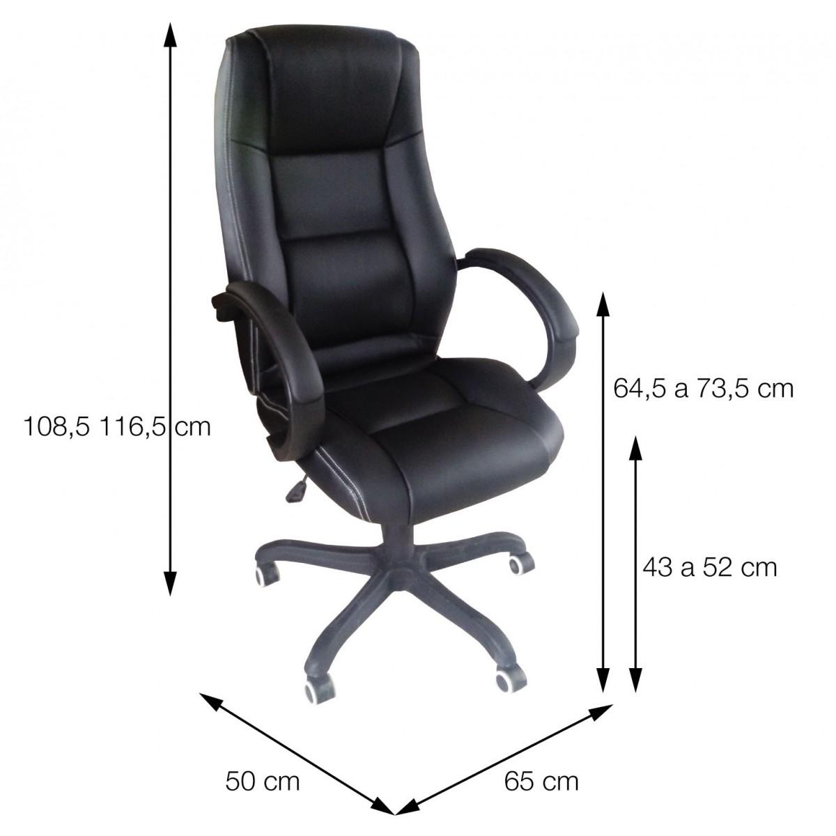 Cadeira Office Mônaco OR Design