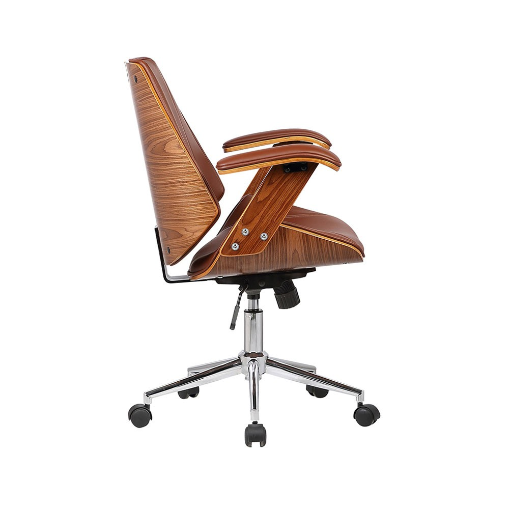 Cadeira Office Lisboa Sem Encosto Rivatti