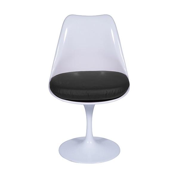 Cadeira Saarinen Branca Com Almofada OR Design
