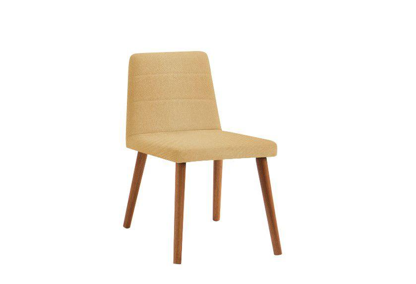Cadeira Yasmin Tecido Linho - DAF