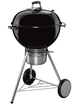 Churrasqueira Master Touch Carvão Cuisinart