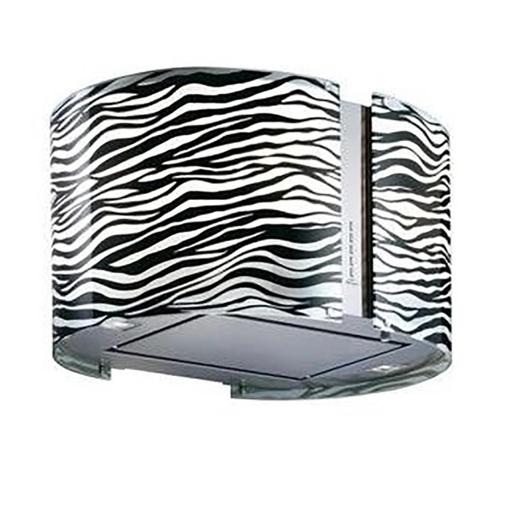 Coifa Ilha Mirabilia Round Zebra 67 cm Falmec