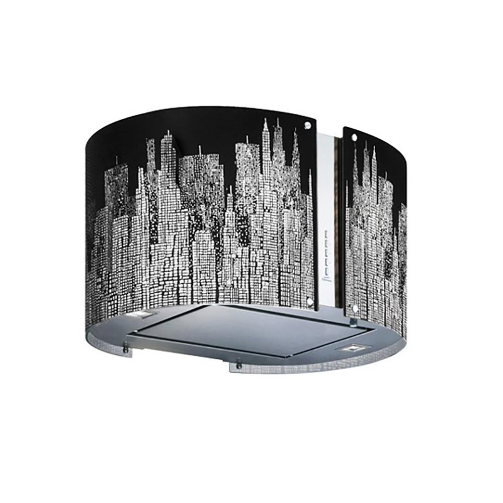 Coifa Parede Mirabilia Round Manhattan 67 cm Falmec