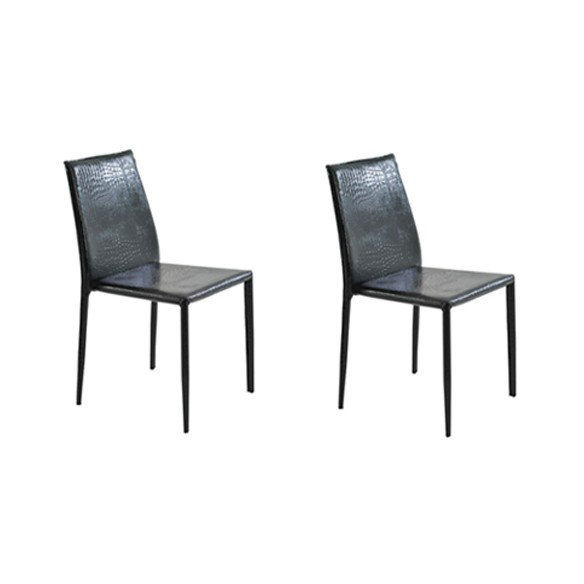 Cadeira Amanda Crocco  2 Unidades Rivatti