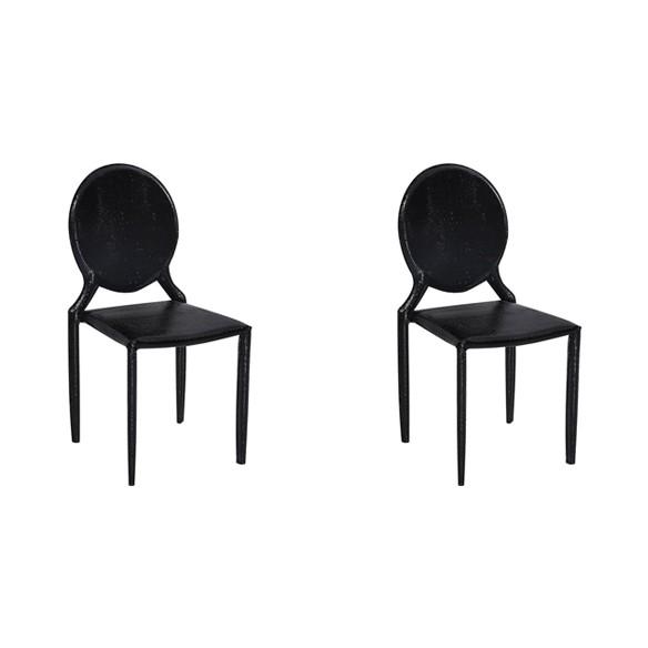 Cadeira Amanda Medalhão Crocco Rivatti 2 Und