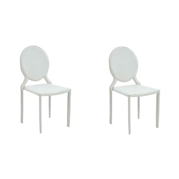 Cadeira Amanda Medalhão Rivatti 2 Und