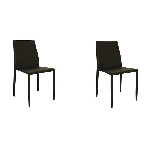 Cadeira Amanda PVC Rivatti 2 Und
