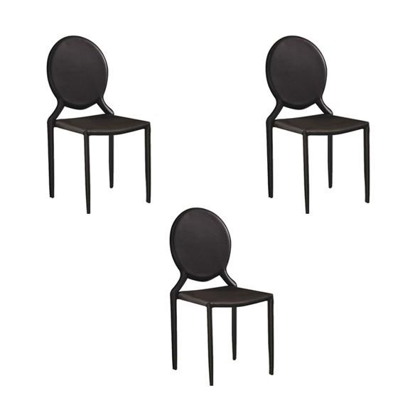 Cadeira Amanda Medalhão Rivatti 3 Und
