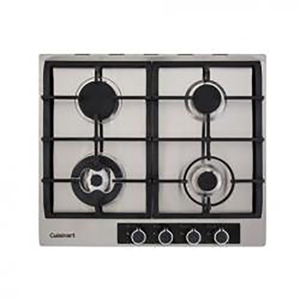 Cooktop A Gás 4 Queimadores 60cm Cuisinart Casual Cooking