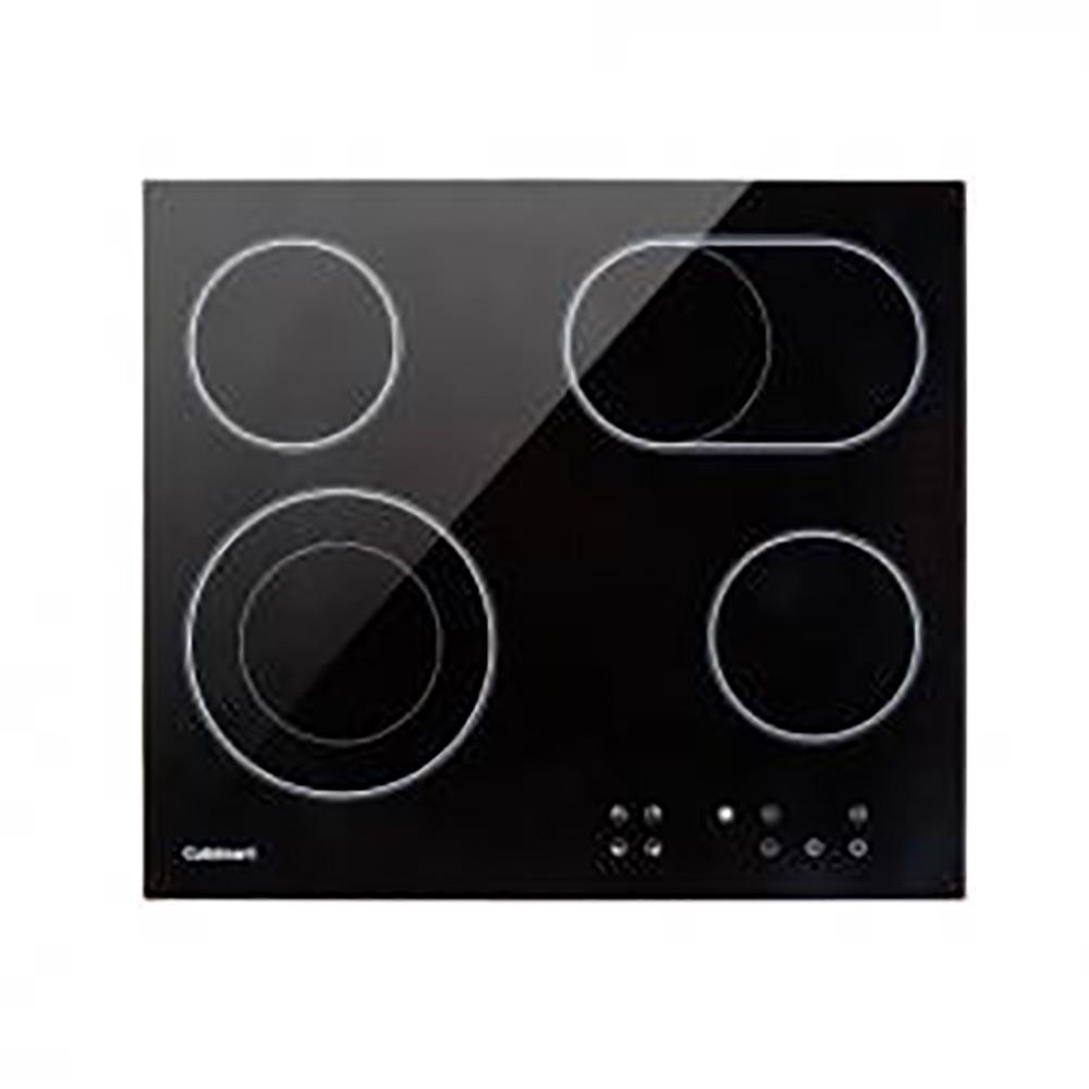 Cooktop Elétrico Vitrocerâmico 4 Queimadores 60cm Cuisinart Prime Cooking