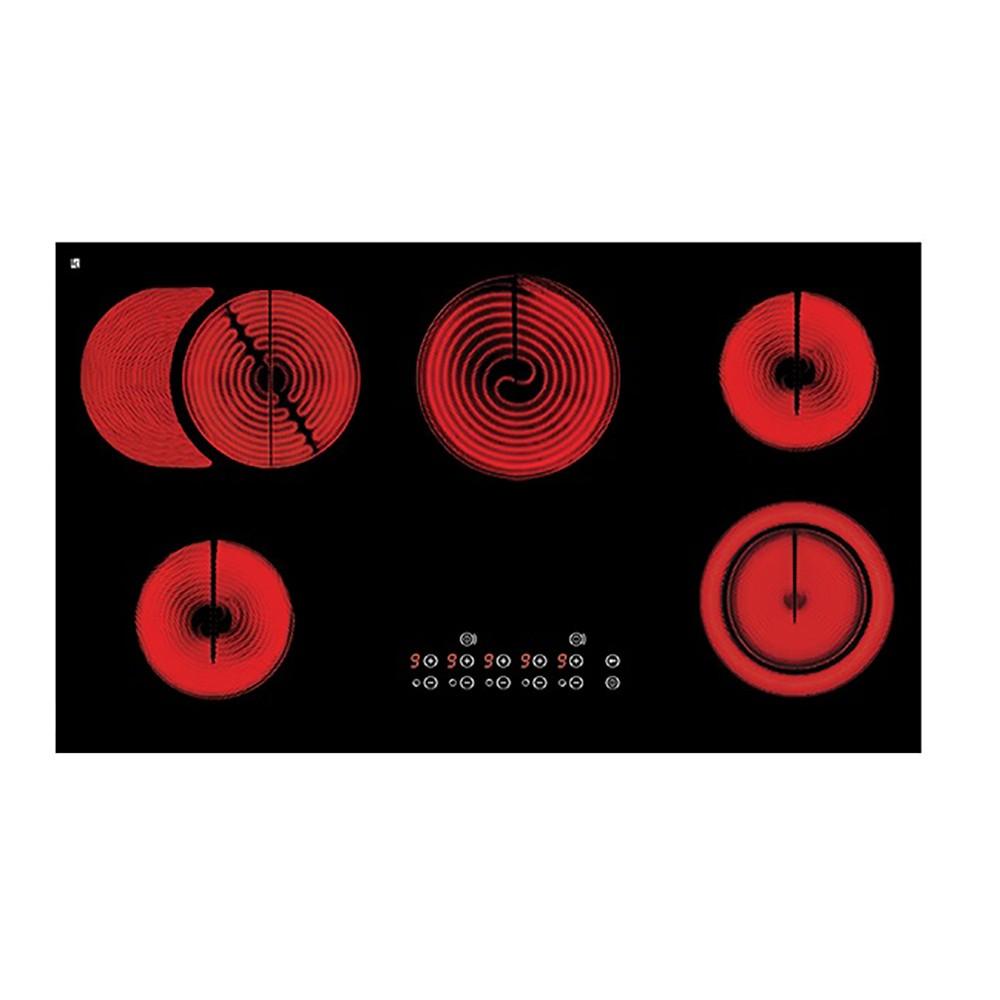 Cooktop Elétrico Vitrocerâmico 90 cm Elettromec