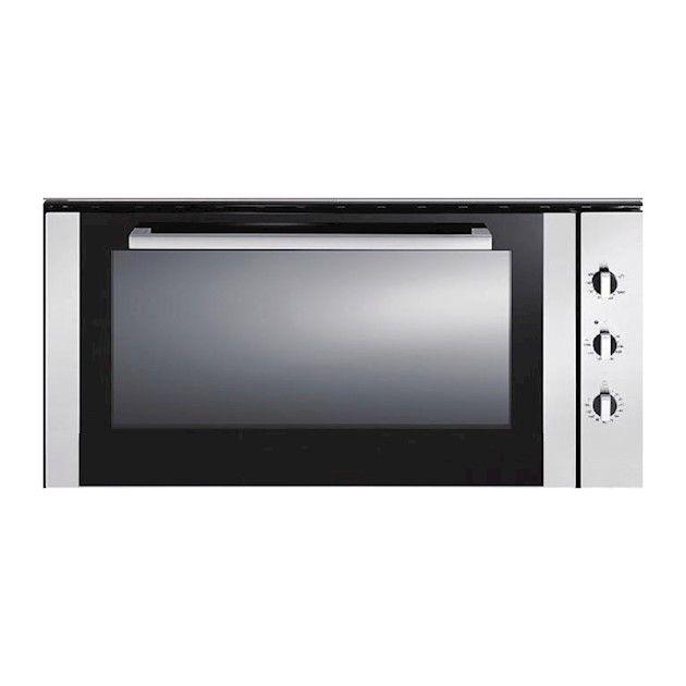 Forno Gás Cuisinart Prime Cooking com Grill Elétrico Inox 90 cm 125 Litros