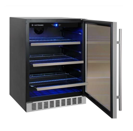 Frigobar 95 Litros Built-In Elettromec