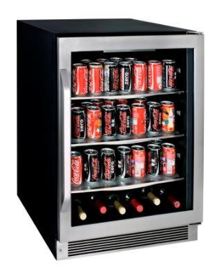 Frigobar Beer Center 126 Latas 11G 60CM 220V