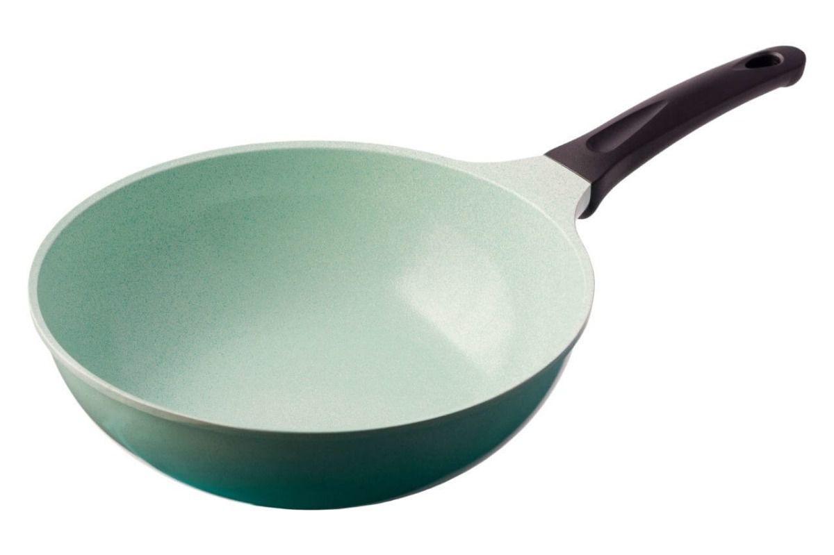 Panela Wok Jade Ceramic 28 Cm roichen
