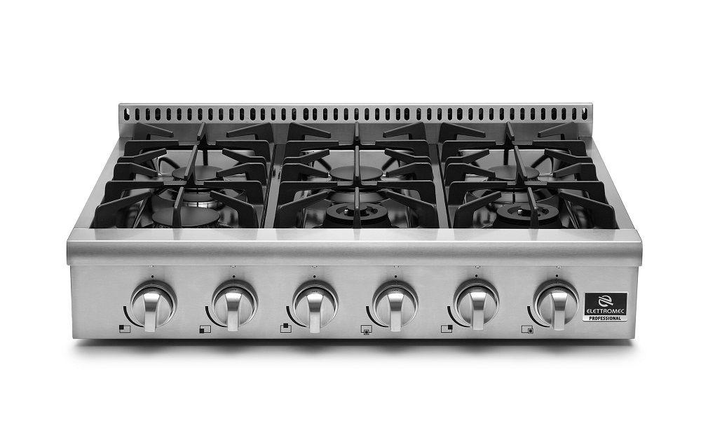 Rangetop Professional 90 cm Elettromec