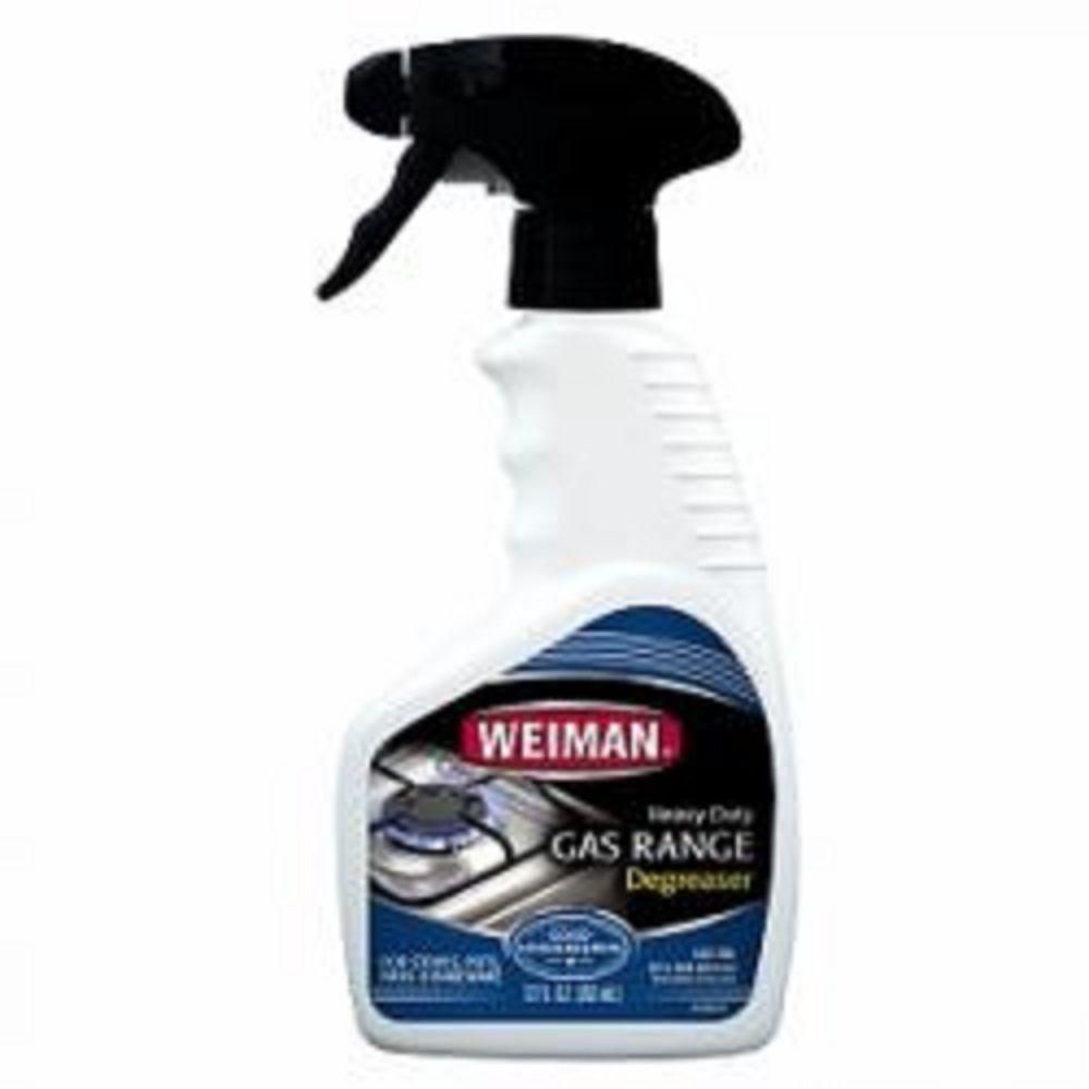 Spray de Limpeza para Fogões a Gás Inox - Weiman