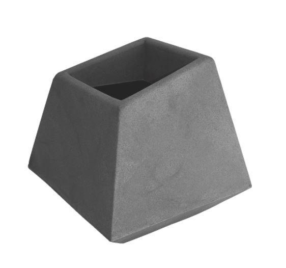 Vaso Prisma 50 - Coleção Leo Romano