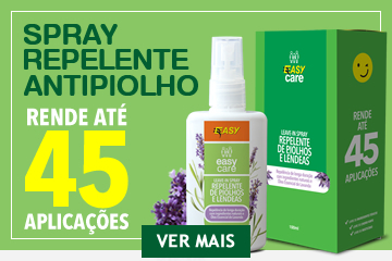 Easy Care: Leave-in Repelente Protetor